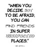 Super Hero and Comic Book Quotes Posters