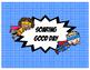 Super HeroTheme : Behavior Chart