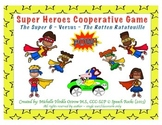 Super Heroes Cooperative Game