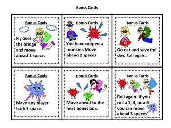 Super Heroes Defeat Monsters - Addition and Subtraction