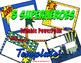 Super Heroes PowerPoint Slide Template