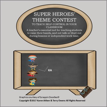 Super Heroes' Theme Contest