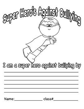 Super Heros Against Bullying
