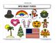 Super Holiday Stencils - 4 Seasons Edition - 32 fun spring