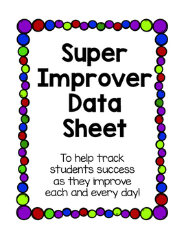 Super Improver Data Sheet