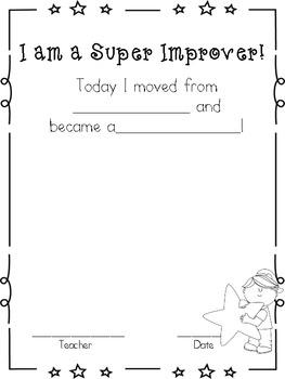 Super Improver Note!