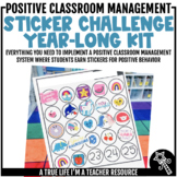 Super Improver Sticker Challenge Kit