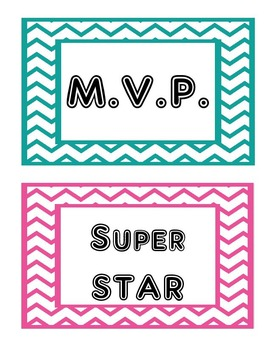 Super Improver Team Chart