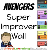 Super Improver Wall - Avengers