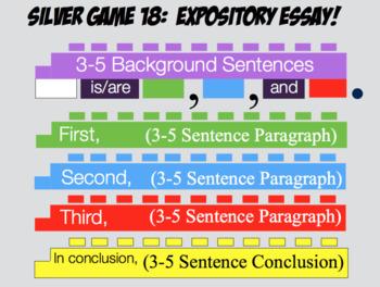 Super Improver Writing 2.0: Vol.5 Expository Sentences, Paragraphs, and Essays