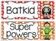 Super Improvers Superhero Themed Wall Set {Whole Brain Teaching}