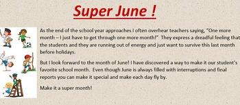 Super June TADO