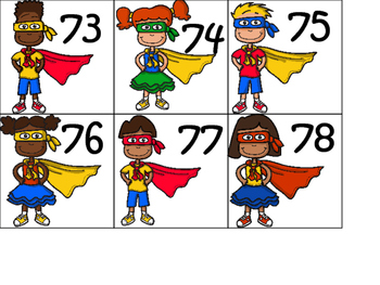 Super Kid Classroom Set Up Bundle