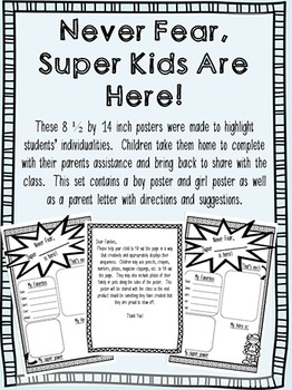 Super Kid Posters