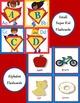 Super Kids Alphabet and Phonics (Pack 1)