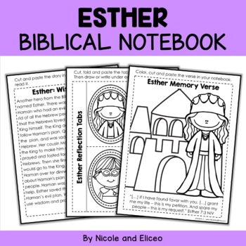Bible Character Lessons - Queen Esther