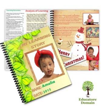 Christmas Activity and Portfolio Pack