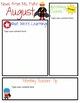 Editable Newsletter Templates (12 included): Super Kids Hero Theme
