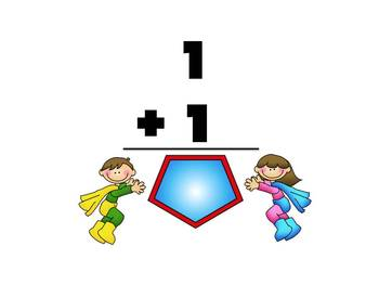 Super Kids-Math Facts Practice-1's Addition