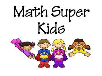 Super Kids-Math Facts Practice-1's Subtraction