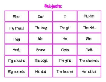 Super Kids: Sentence Builders