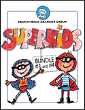 Super Kids Start Your Year #3 and #4 BUNDLE
