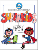 Super Kids Start Your Year #5 and #6 ♥ BUNDLE ♥