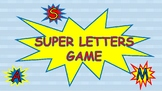 Super Letter Game