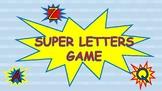 Super Letters Game (full alphabet)