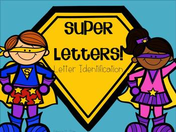 Super Letters! Letter Identification