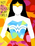 Super Lunch Heroes Posters