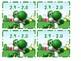 Super Mario Book Labels