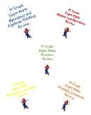 Super Mario Bros. 4th Grade Math  Review- Bonus Distance Learning/Digital