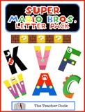 Super Mario Bros. Letter Pack