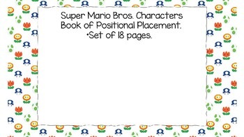 Super Mario Bros Positional Placement Book By Page 394 Creations