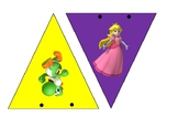Super Mario Brothers Banner