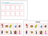 Super Mario Brothers Token Reinforcement Board (Autism, OD