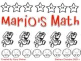 Kindergarten Math Tens Frame Activity