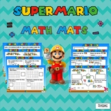 Super Mario Math Mats