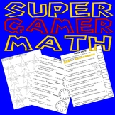 Super Mario Math Practice Review