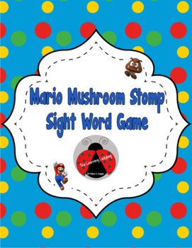 Super Mario Mushroom Stomp