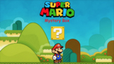 Super Mario Mystery Box - PowerPoint Game - Great for dist
