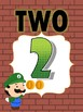 Super Mario Number Posters {1-10}