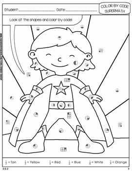 Super Math – 003 – 3rd grade - Common Core Aligned - Fractions