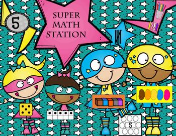 Super Math Station