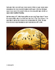 Super Moon - information facts questions lesson  -  2016-2018 Super moon facts