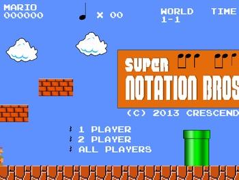 Super Notation Bros.