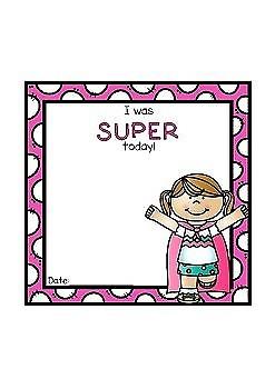 Super Notes For Parents