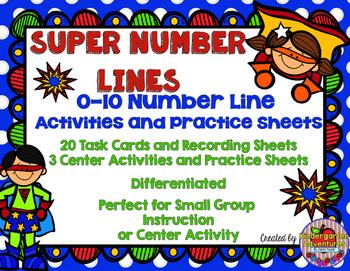 Super Number Lines