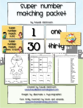 Super Number Matching Packet